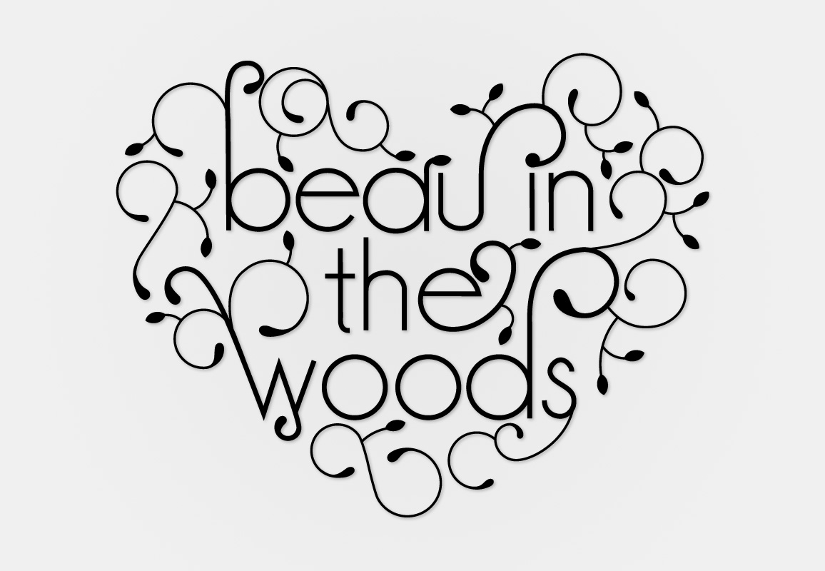 Beau in the Woods - Branding and Identity 1
